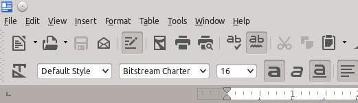 LibreOffice Sifr